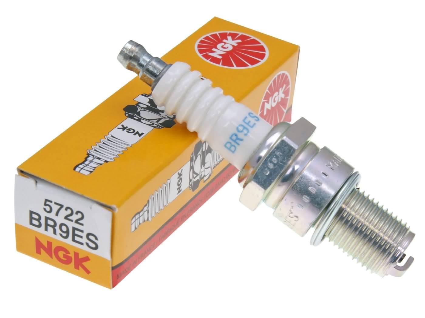 NGK Zündkerze Kerze Spark Plug BR9ES 5722-1 Stück